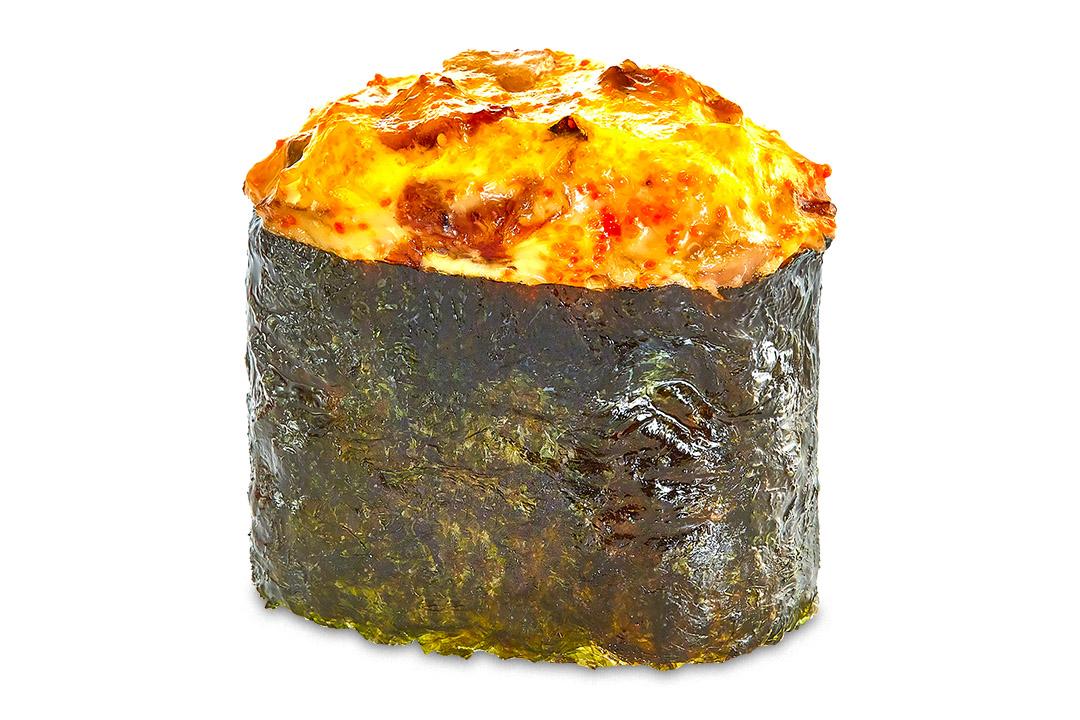 Суши Запечёный угорь (1 шт) 40гр
